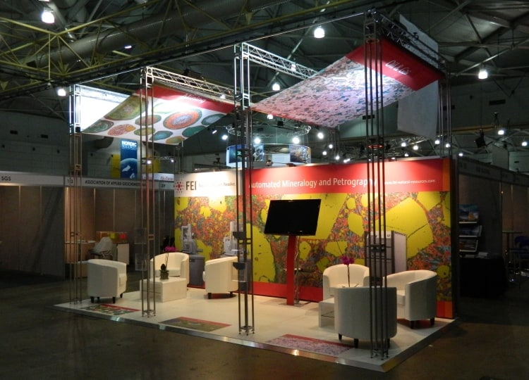 Medium Booth Displays