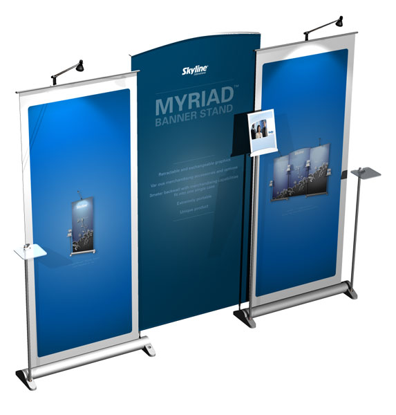 Myriad Display System