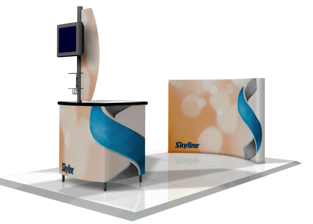 Stratus Table Display