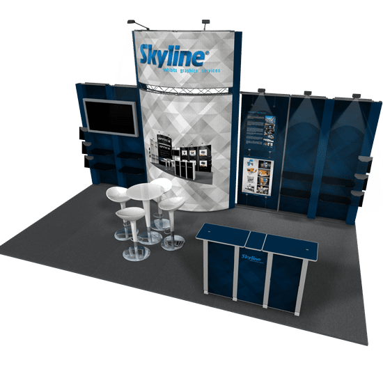 Skyline Inliten Display System