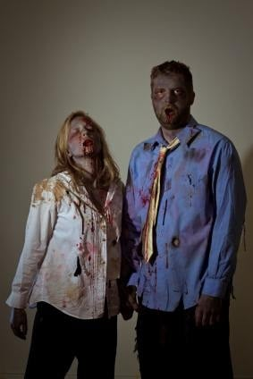 How To Stop Trade Show Zombies And Bring Them Back To Life