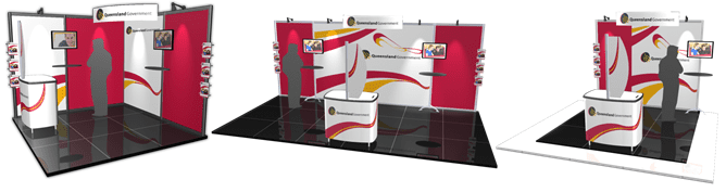 Finding Success With A Modular Trade Show Display