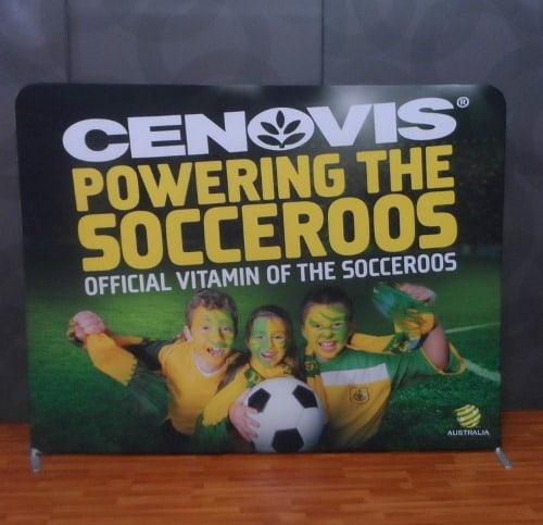 Cenovis Powering the Socceroos