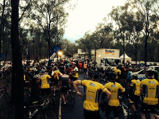 Brent's 2014 Ride to Conquer Cancer