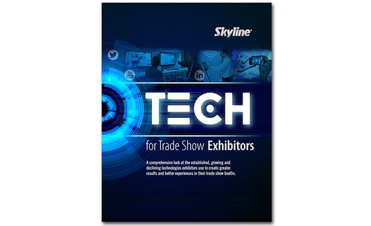 NEW Skyline White Paper: Tech for Trade Show Exhibitors