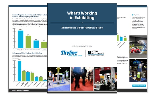 How Exhibitors are Using Technology in Booths