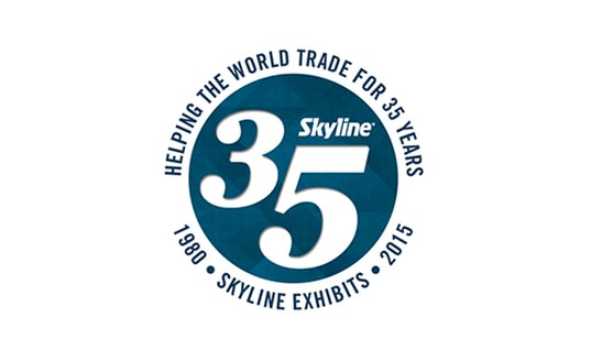 Skyline Exhibits Inc. Celebrates 35th Anniversary