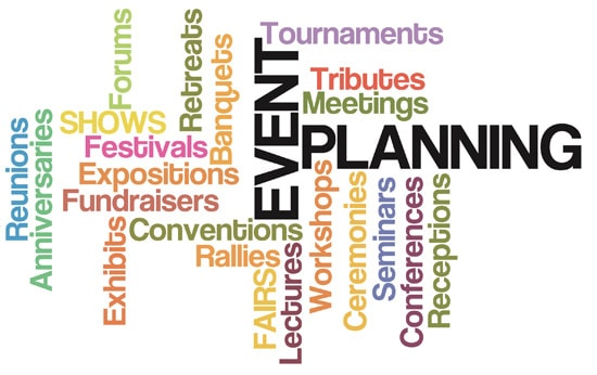 Planning Your 2016 Events?