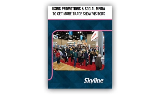 Want More Visitors to Your Booth?