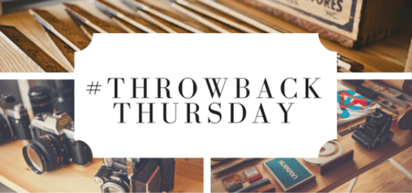 #ThrowbackThursday – The Evolution of Communication