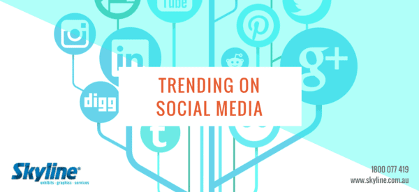 Trending on Social Media in January 2017