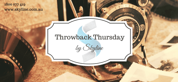 #ThrowbackThursday – In Light of the Olympics
