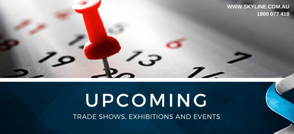 Upcoming Trade Shows, Exhibitions & Events in Australia for August 2018