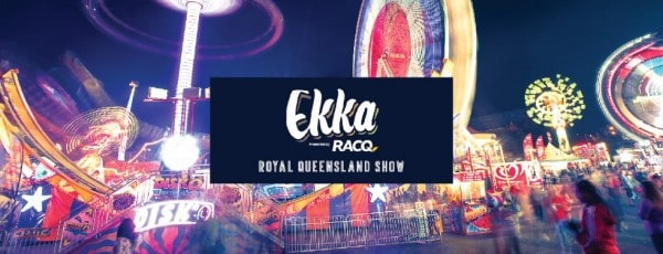 Queensland's Most Celebrated Event, The EKKA, Comes Around Again