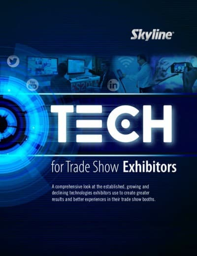 Tech for Trade Show Exhibitors