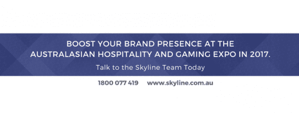 Boost Your Brand Presence at the Australasian Hospitality and Gaming Expo (AHG) in 2017