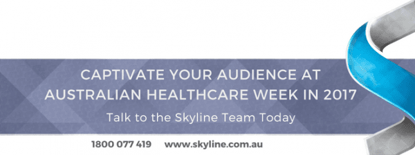 Captivate Your Audience at Australian Healthcare Week in 2017