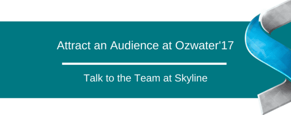 Attract an Audience at Ozwater'17