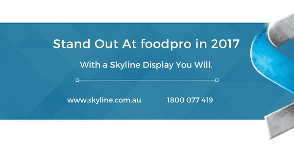 Stand Out At foodpro in 2017