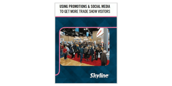 Skyline Giveaway – Promotions & Social Media Workbook