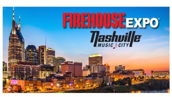 Flashpoint Fire Equipment & PVStop at the Firehouse Expo, U.S.A