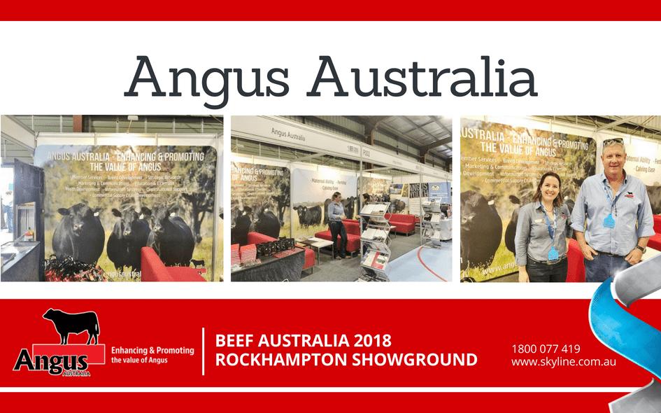 Angus Australia Attends Beef Australia 2018