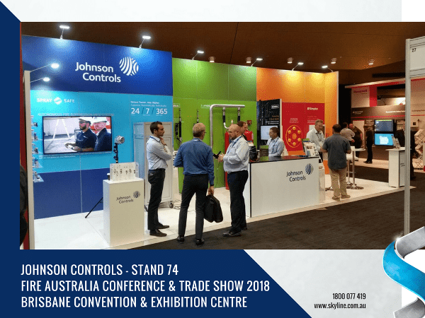 Johnson Controls Attends Fire Australia Conference & Trade Show 2018