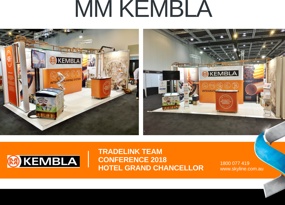 MM Kembla Attends Tradelink Team Conference 2018