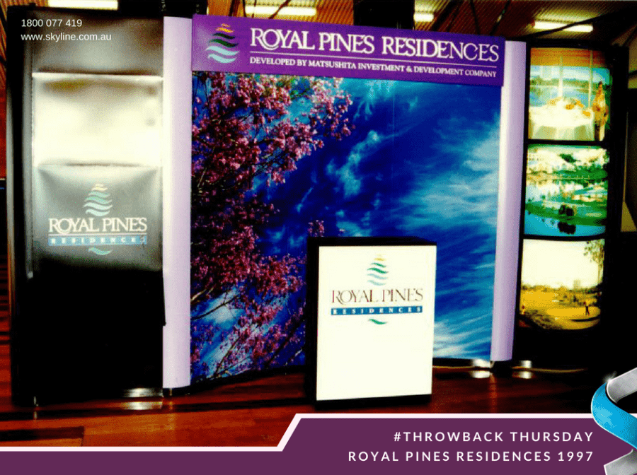 #Throwback Thursday – Royal Pines Residences