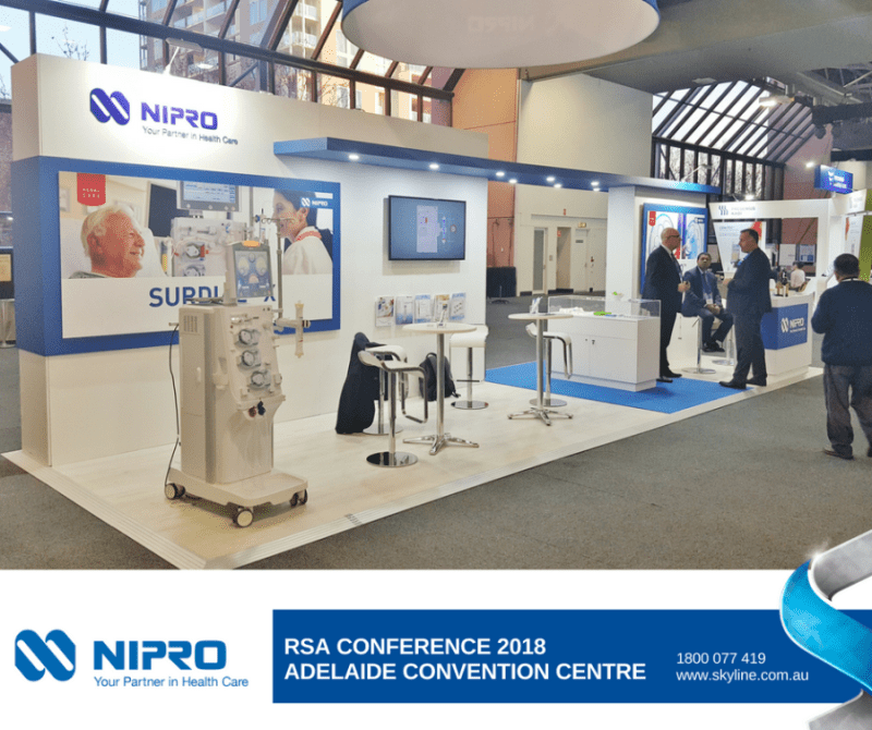 Nipro Australia Attends RSA Conference 2018