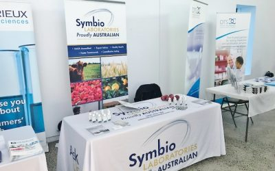 Symbio Laboratories Attends Dairy Seminar 2018