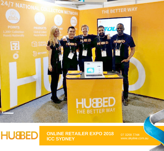 HUBBED Attends Online Retailer Expo 2018