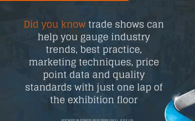 #FactFriday – Trade Show Value