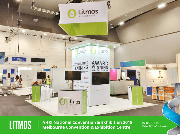 Litmos Attends AHRI National Convention & Exhibition 2018