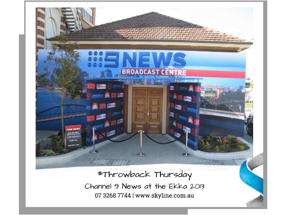 #ThrowbackThursday – Ekka
