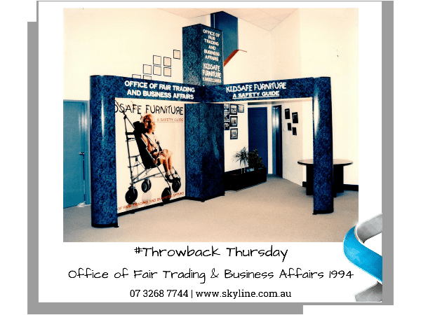 #ThrowbackThursday – Office of Fair Trading and Business Affairs from 1994