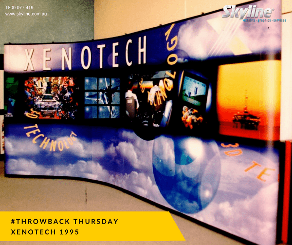 #ThrowbackThursday – Xenotech 1995