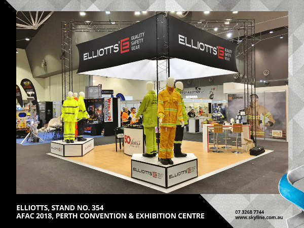Elliotts Attends AFAC 2018