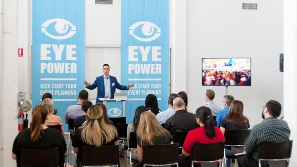 Register Now to Attend Eye Power on 24 October 2018