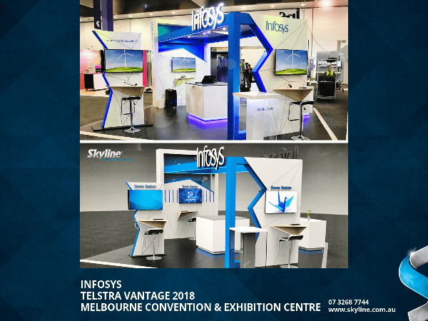 Infosys Attends Telstra Vantage 2018