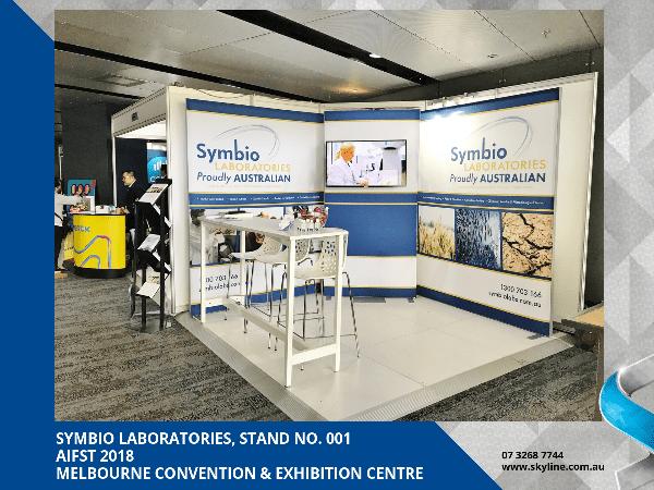 Symbio Laboratories Attends AIFST 2018
