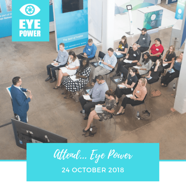 Don't Miss the Final Eye Power Exhibitor Training for 2018