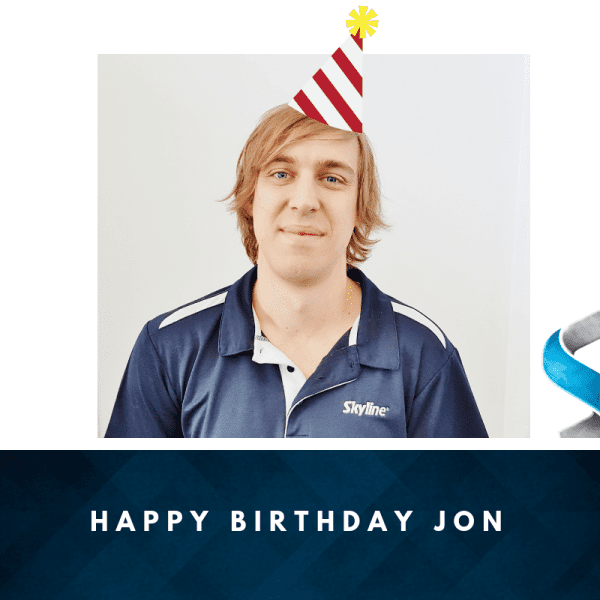 Happy Birthday Jon