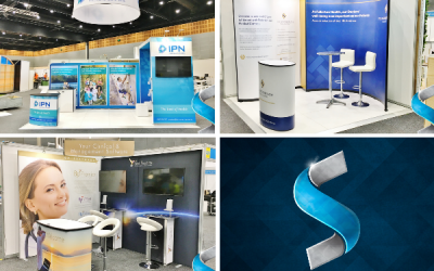 Skyline Displays Projects at RACGP 2018