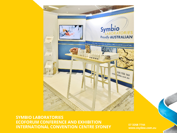 Symbio Laboratories Attends EcoForum Conference and Exhibition