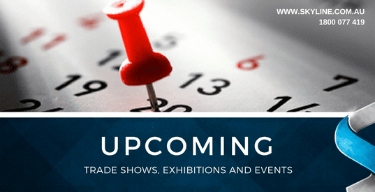 Upcoming Trade Shows, Exhibitions & Events in Australia for November 2018