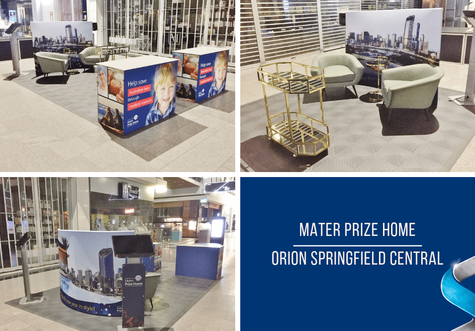 Mater Prize Home at Orion Springfield Central