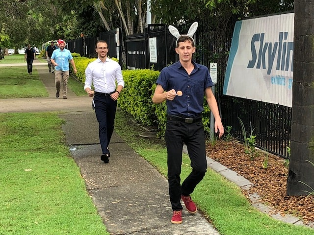Q&A with Nathan Cain, Project Manager at Skyline