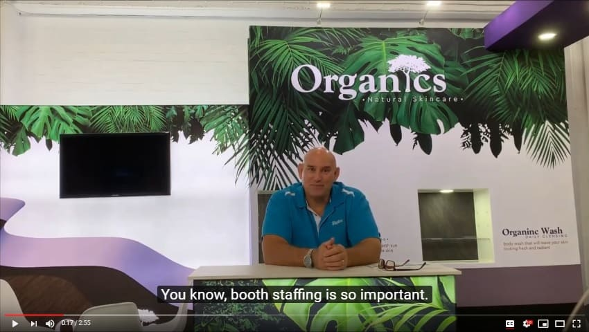 Booth Staffing and it's Impact on Trade Show Performance