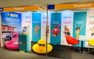 Poolwerx Trade Show Display